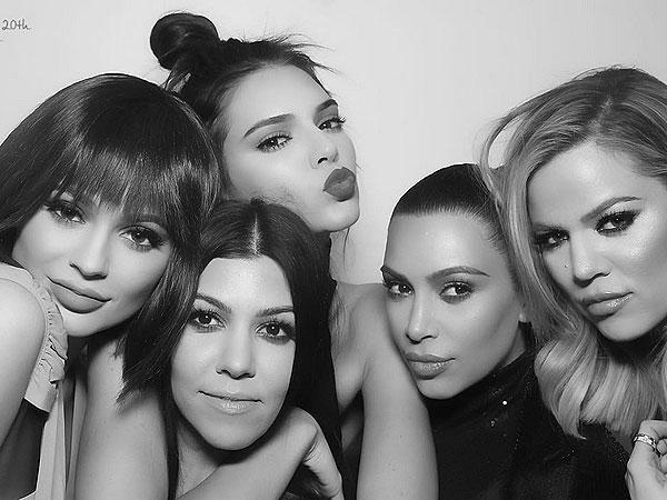 Kim Kardashian Khloe Kardashian Kylie Jenner Kendall Jenner Holiday Gift Guide