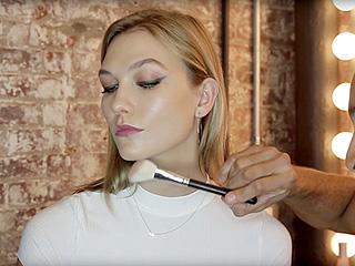 Karlie Kloss Posts First Beauty Tutorial Featuring Her Met Gala Makeup