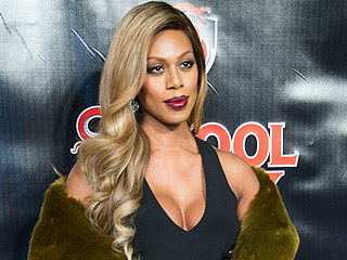 Laverne Cox, Beyoncé and More Celebs Bringing Back the Fur Stole This Season