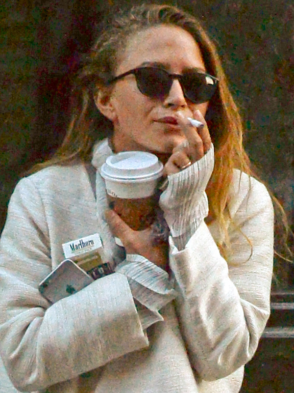 Mary-Kate Olsen wedding band