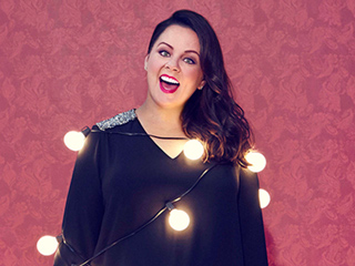 Melissa McCarthy Shows Off Her Funny Side While Modeling Festive Looks from Her Clothing Line