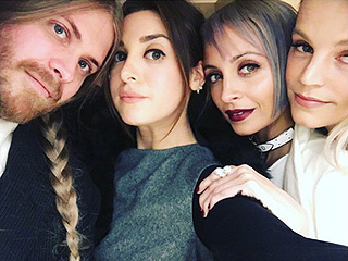 Nicole Richie Changes Up Her Hair Color for the Holidays: See Her Icy New Hue!