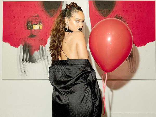 Rihanna Puma NYFW