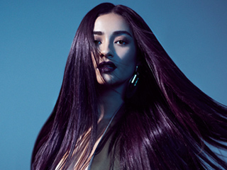 Shay Mitchell Is Mane Addicts' Latest Muse: 'My Hair Is My Security Blanket'