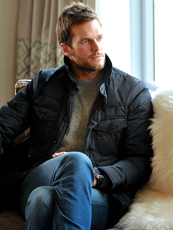 Tom Brady for Ugg Boots