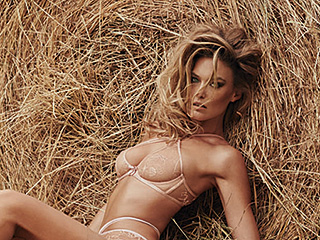 Bar Refaeli's Sexy New Lingerie Shoot Lands Just as She Gets Investigated for Tax Evasion