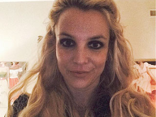 Britney Spears Got Hair Extensions to Keep Her Warm This Winter