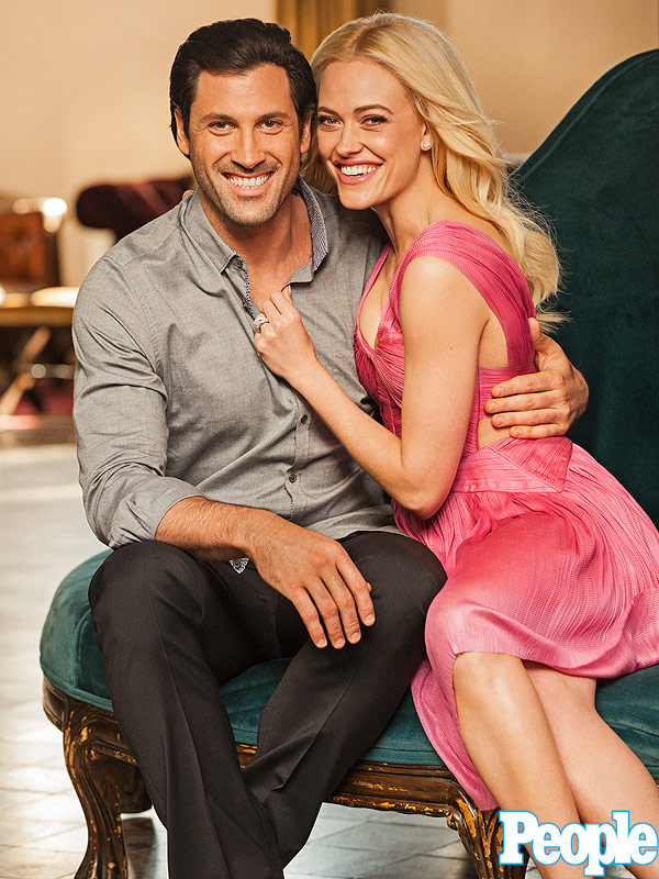 Maks and PEta engaged