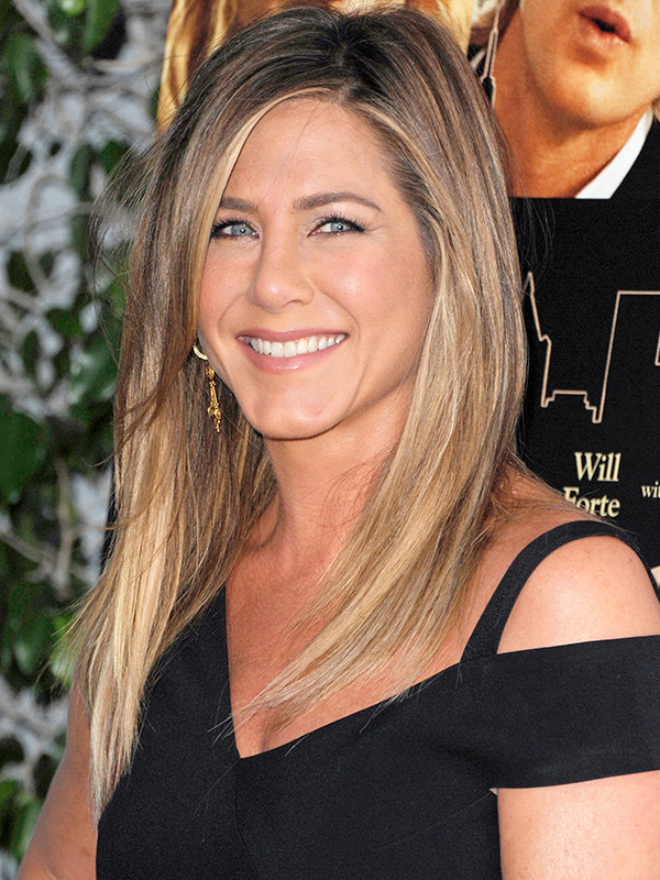 Jennifer Aniston Revea... Jennifer Aniston