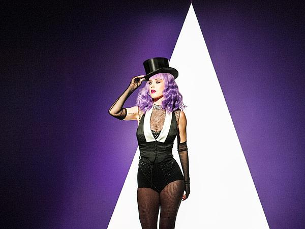 Katy Perry's Mad Potion photo shoot