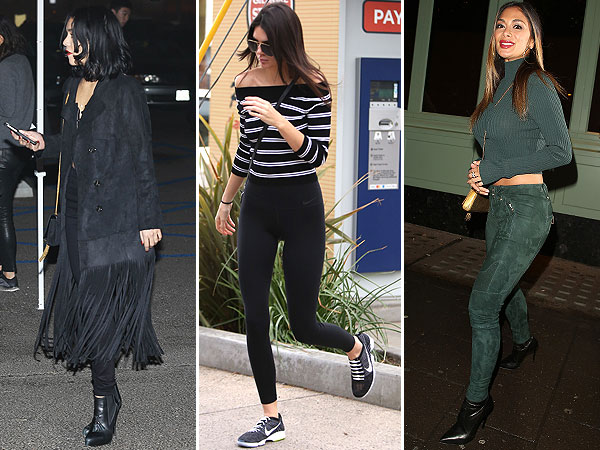 Archive Kendall Jenner Style News Stylewatch