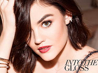 The Secret Behind Lucy Hale's Perfect Eyebrows May Surprise You