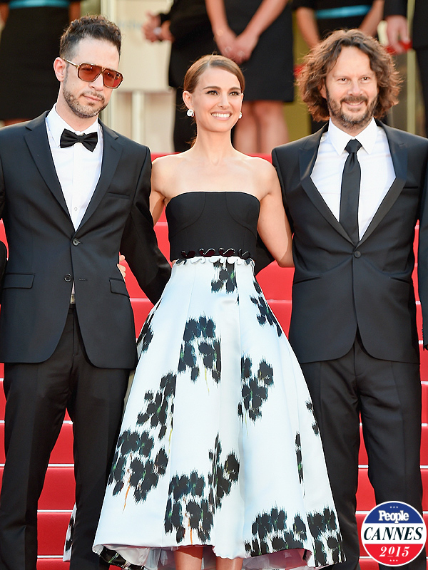 Cannes 2015: PEOPLE Behind the Scenes – Style News ...