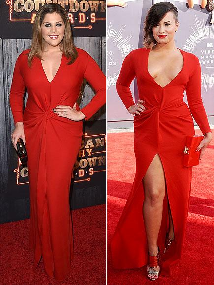 HILLARY VS. DEMI  photo | Demi Lovato, Hillary Scott