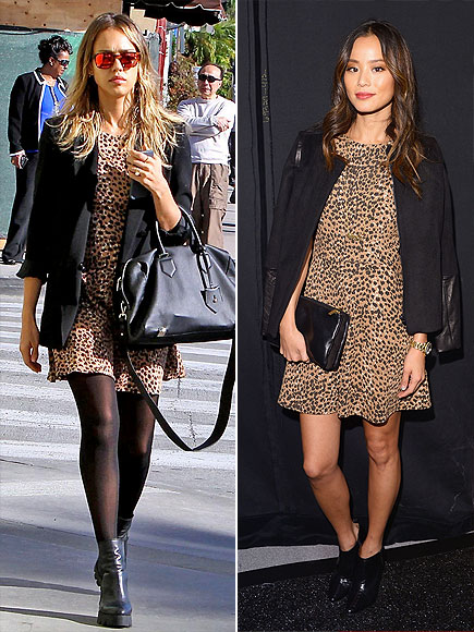 JESSICA VS. JAMIE photo | Jamie Chung, Jessica Alba