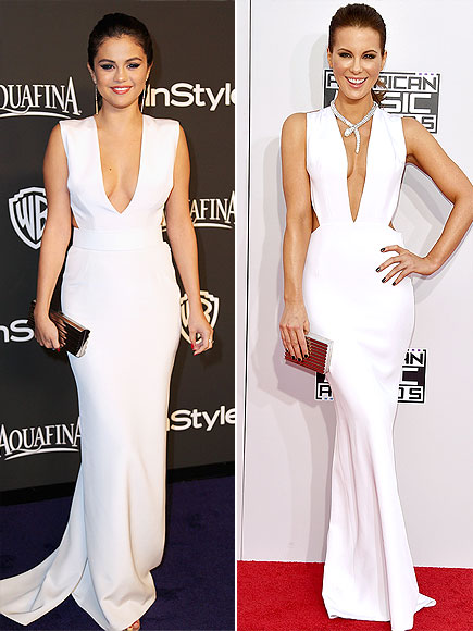 SELENA VS. KATE  photo | Kate Beckinsale, Selena Gomez