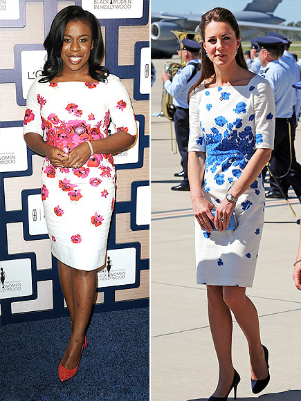 UZO VS. KATE  photo | Kate Middleton