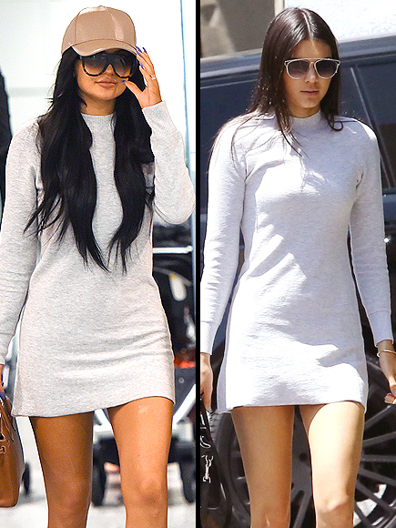 Fashion Faceoff: Kylie vs. Kendall