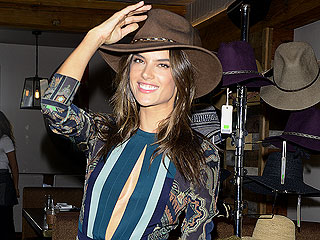 Go Inside Alessandra Ambrosio's Swim Line Launch With Her Exclusive Photo Diary