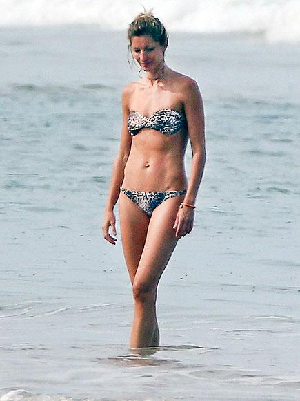 Celebrity Bikini Photos; Kendall Jenner in a bikini ... Gisele Bundchen Wiki