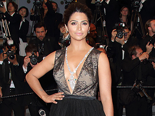 Camila Alves: We Had to Sew My Plunging Cannes Dress Last Minute