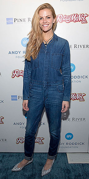 BROOKLYN DECKER'S JUMPSUIT photo | Brooklyn Decker