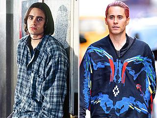 From Jordan to Joker: Jared Leto's Style Evolution