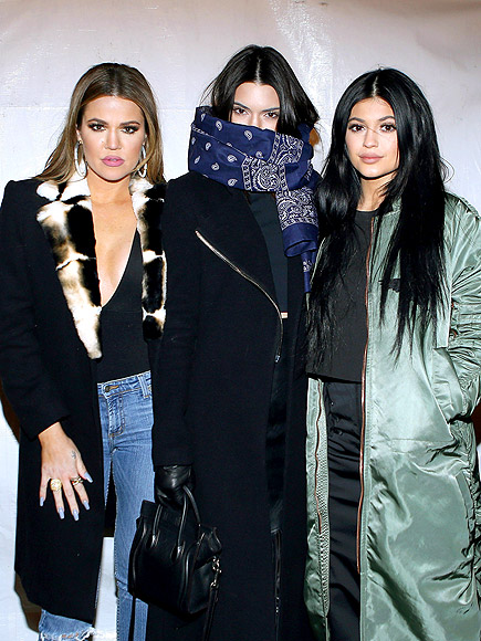 KRIS JENNER'S THREE YOUNGEST DAUGHTERS