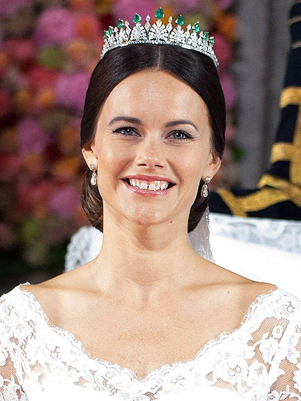 Princess sofia wedding gown best royal wedding gowns - Princesse sofya ...