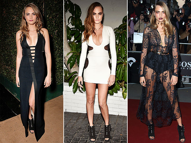 TABITHA SIMMONS BOOTIES photo   Cara Delevingne