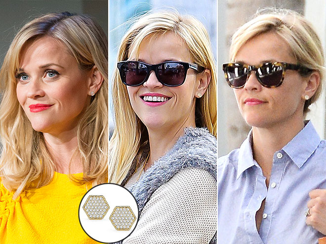 DANA REBECCA DESIGNS EARRINGS photo | Reese Witherspoon