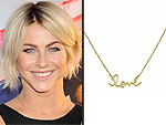 I Really Love My: Julianne Hough's Necklace & More!