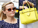 I Really Love My: Reese Witherspoon's Bright Satchel & More!