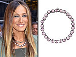 I Really Love My: Sarah Jessica Parker's Sparkly Necklace & More!