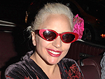 I Really Love My: Lady Gaga's Red Sunglasses & More!