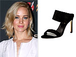 I Really Love My: Jennifer Lawrence's Heels & More!