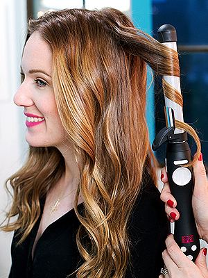 WATCH AND SHOP: The Curling Iron Stars Use to Get Red Carpet Waves