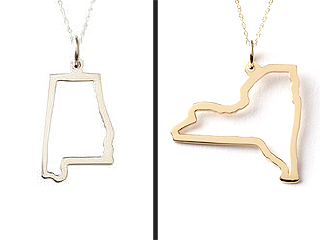 A Chic Way to Show Your State Pride