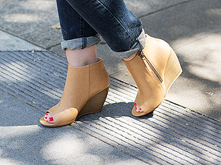 Shop the Wedge Boot You Need For Summer