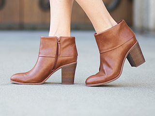 Fall's Best Celeb-Inspired Booties Are Also Fall's Comfiest Booties