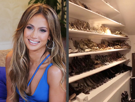 J.Lo Is Taking Us Inside Her (Enormous) Closet!