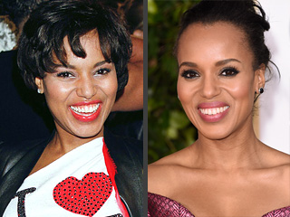 It's Kerry Washington's Birthday – Let's Look Back at Her Transformation