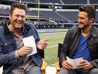 VIDEO: Blake Shelton & Luke Bryan Play 'Would You Rather?'