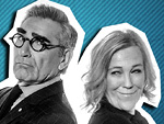 Need a Laugh? Eugene Levy and Catherine O'Hara Will Have You Cracking Up