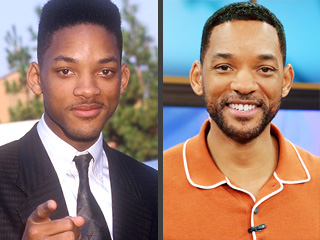 Will Smith's Changing Looks!