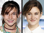 Shailene Woodley's Changing Looks!