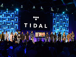 Jay Z, Kanye, Rihanna & More Unveil Streaming Service Tidal (VIDEO)