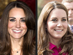 From Gorgeous Bride to Glowing Mum – Kate's Changing Looks