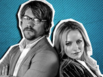 Stars Can Be Weird, Too! Zachary Knighton and Becki Newton Reveal Their Quirks