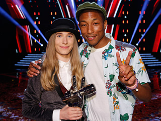 The Voice Winner Sawyer Fredericks Is Headed Back to the Farm to Write Music